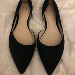 Marc Fisher Suede Flats